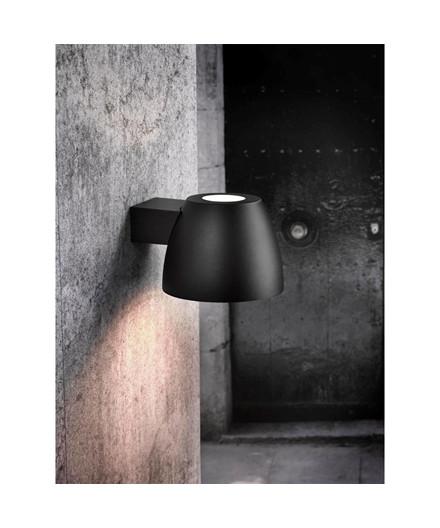 Bell Væglampe Sort - Design For the People