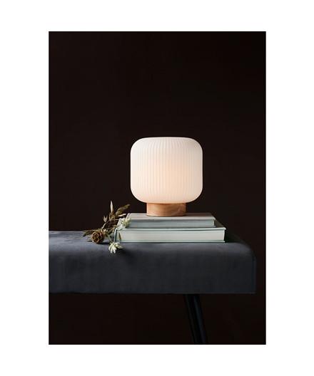 Milford Bordlampe Natur - Nordlux