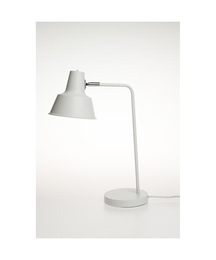 New York Bordlampe Mat Hvid - DybergLarsen