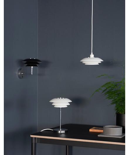 DL20 Bordlampe Sort - DybergLarsen