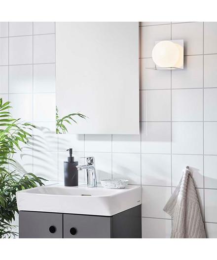 Zenit Væglampe IP44 Krom - Markslöjd