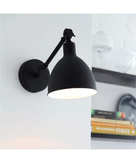 Bazar Mini Væglampe Sandhvid - By Rydéns