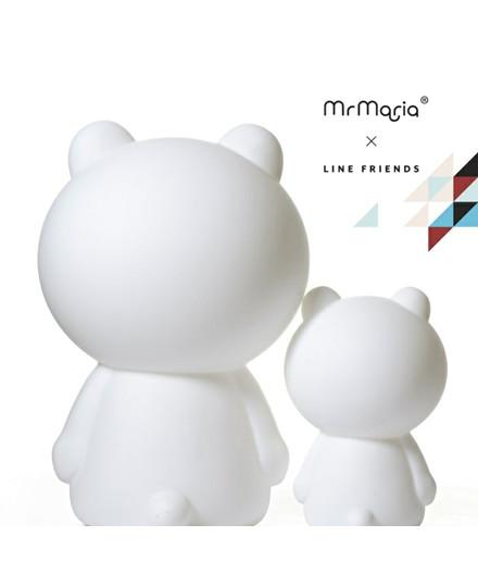 Brown XL Børnelampe - Mr Maria