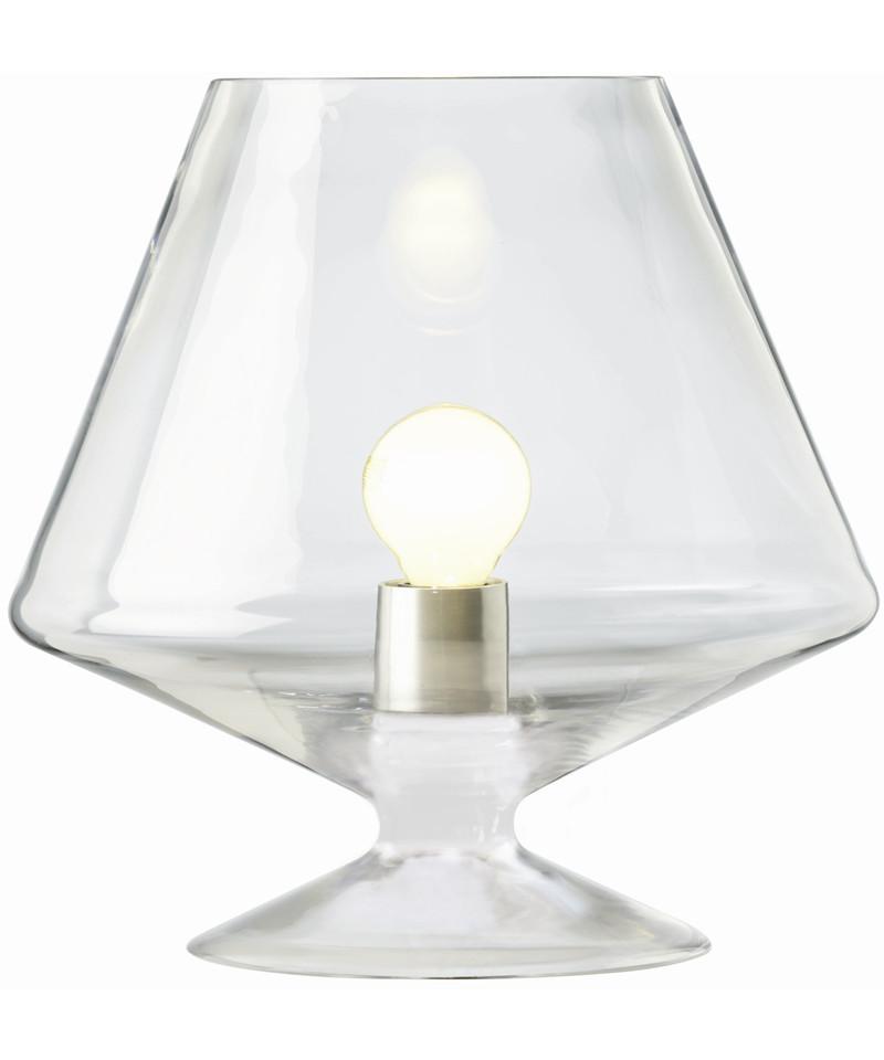 Le klint – Demo undercover glas brandy bordlampe - le klint på lampemesteren.dk