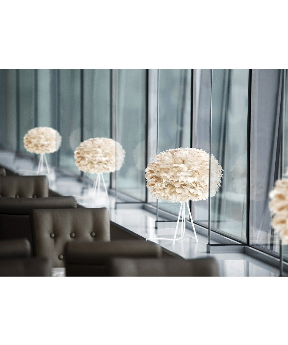 eos bordlampe lys brun vita lampekongen. Black Bedroom Furniture Sets. Home Design Ideas