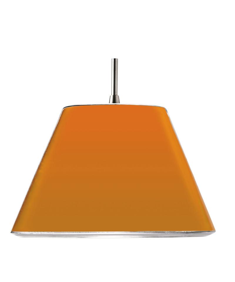 Le klint – Undercover skærm orange - le klint fra lampemesteren.dk
