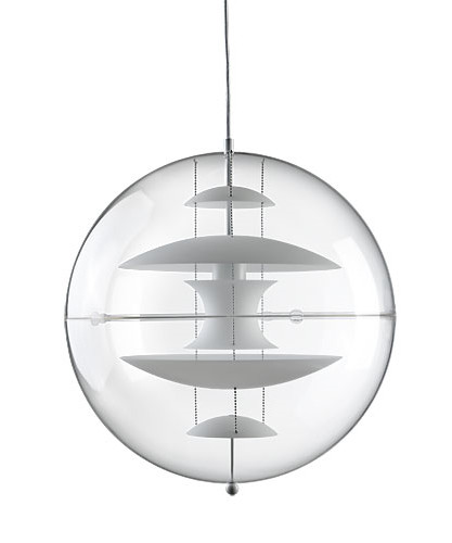 Image of   VP Globe 40 Glas Pendel - Verner Panton