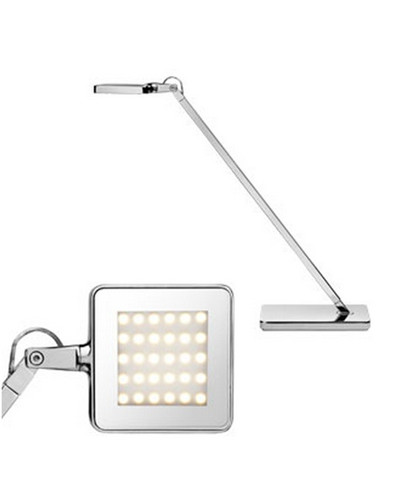 Image of   Mini Kelvin LED Bordlampe Krom - Flos