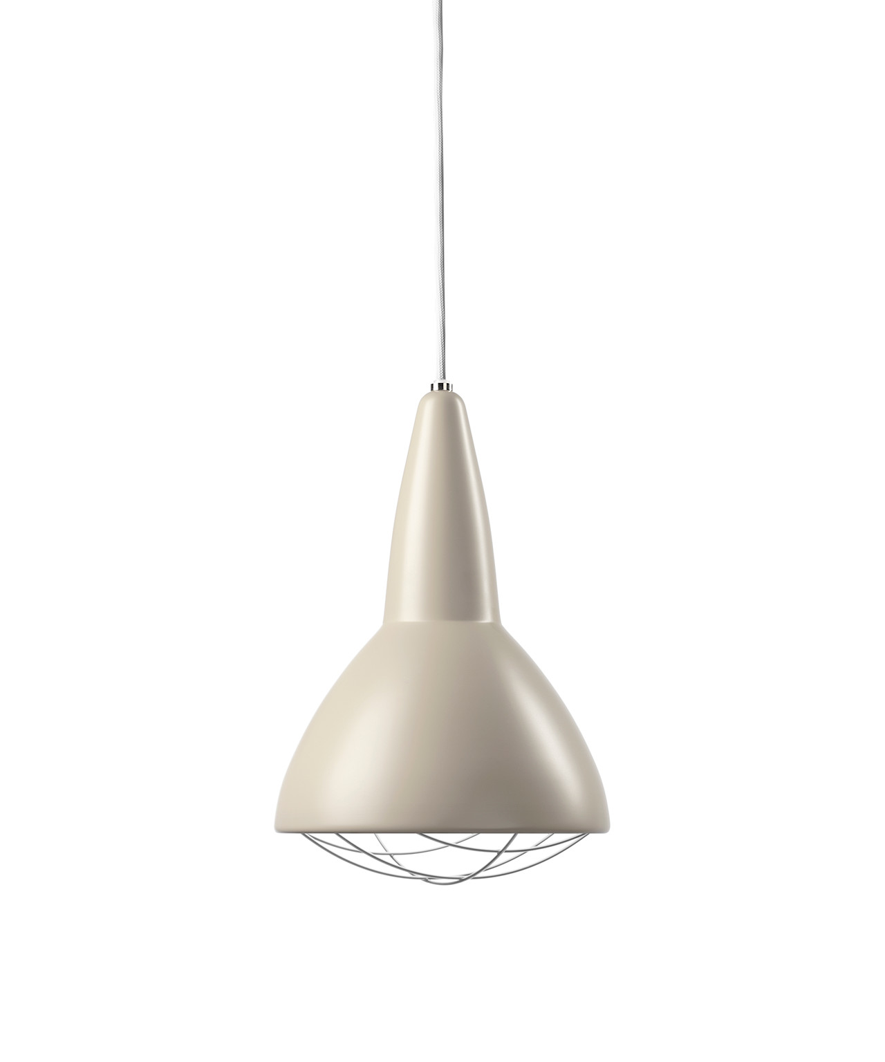 Image of   Grid Pendel Beige - CPH Lighting