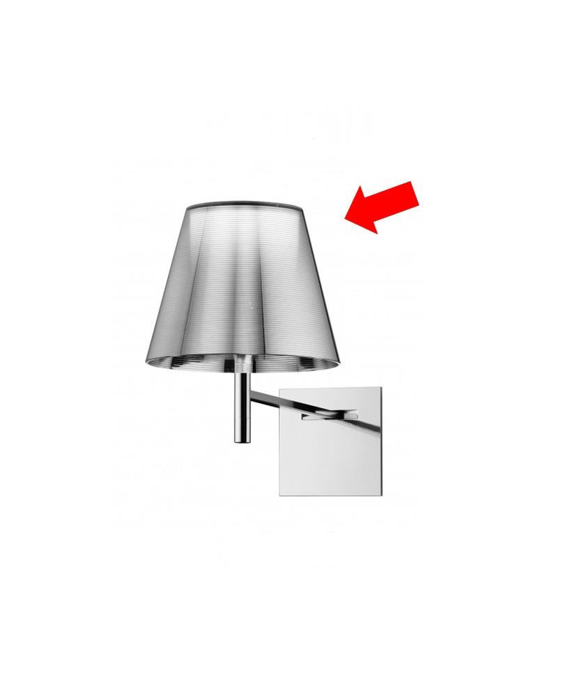 Image of   Skærm til Ktribe W Væglampe Alu Sølv - Flos