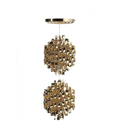 Image of   Spiral SP2 Guld - Verner Panton