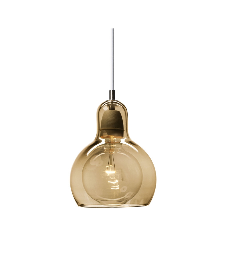 Image of   Mega Bulb SR2 Pendel Gold - &tradition