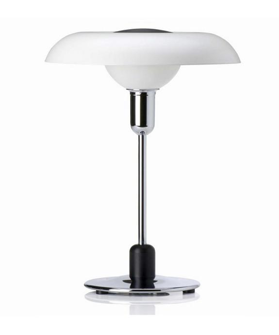 Image of   RA 250 D Bordlampe Hvid - Piet Hein