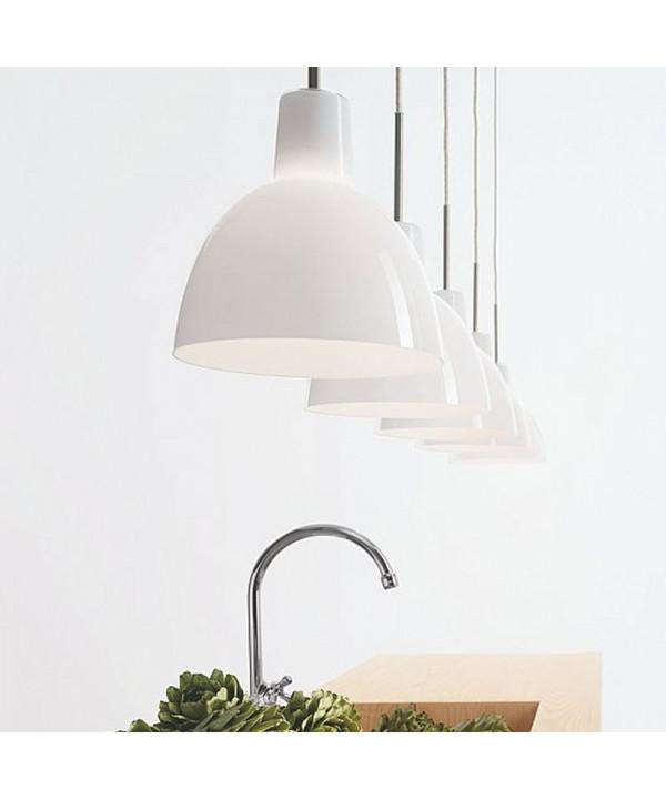 toldbod glas pendel 220 louis poulsen. Black Bedroom Furniture Sets. Home Design Ideas