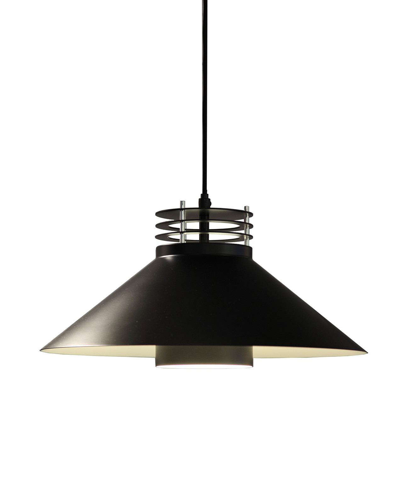 Image of   Basic Pendel Sort Ø260- CPH Lighting