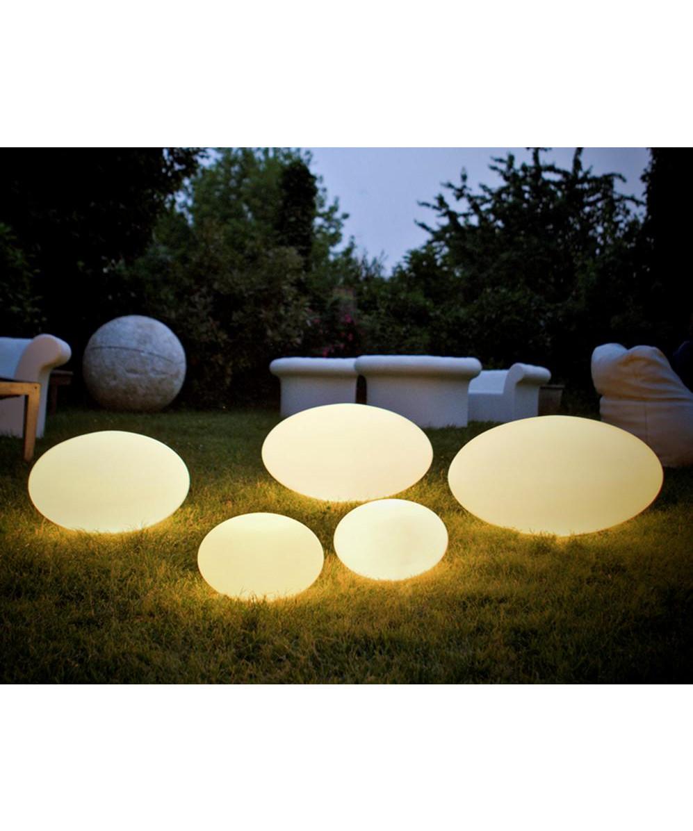 Image of   Eggy Pop Udendørslampe Medium Ø55 - CPH Lighting