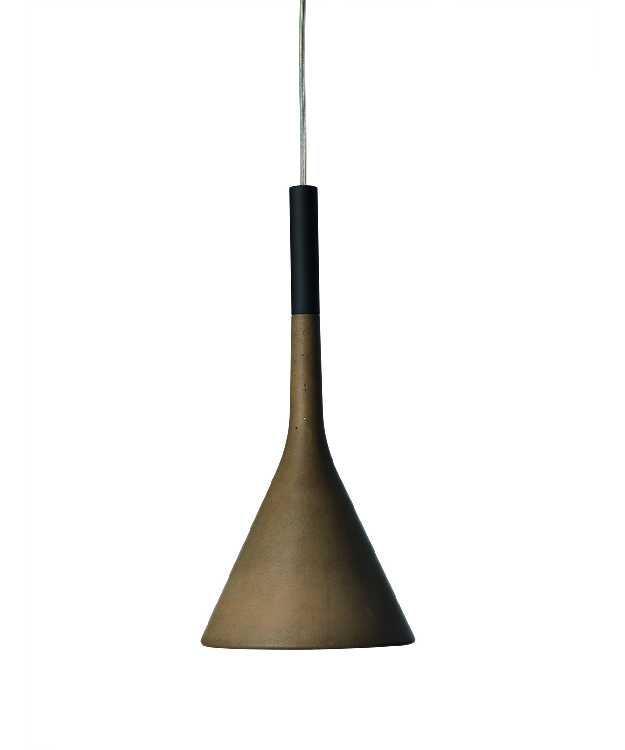 Image of   Aplomb LED Pendel Brun - Foscarini