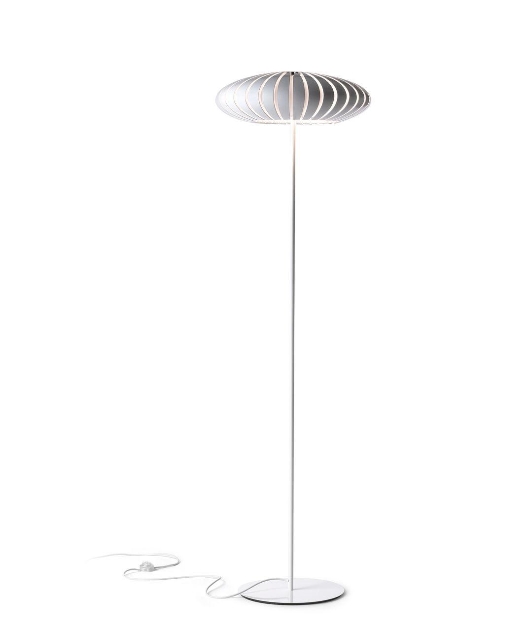 Image of   Maranga Gulvlampe Small Hvid - Marset