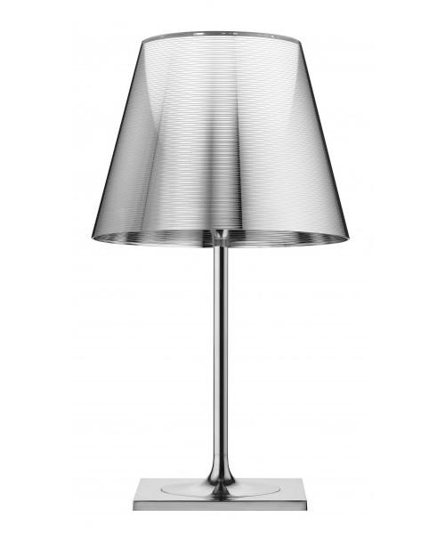 Image of   KTribe T2 Bordlampe Alu Sølv - Flos