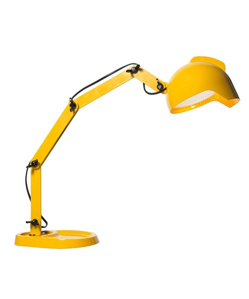 Image of   DUII Bordlampe Gul - Diesel