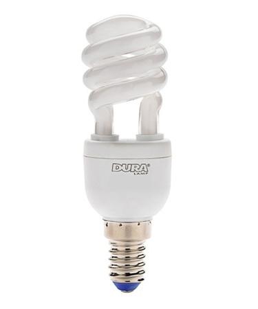 N/A – Pære 7w duralux mini twist eco e14 - dura lamp fra lampemesteren.dk