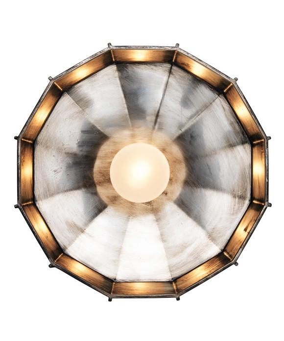 Image of   Mysterio Væglampe/Loftlampe Sort - Diesel