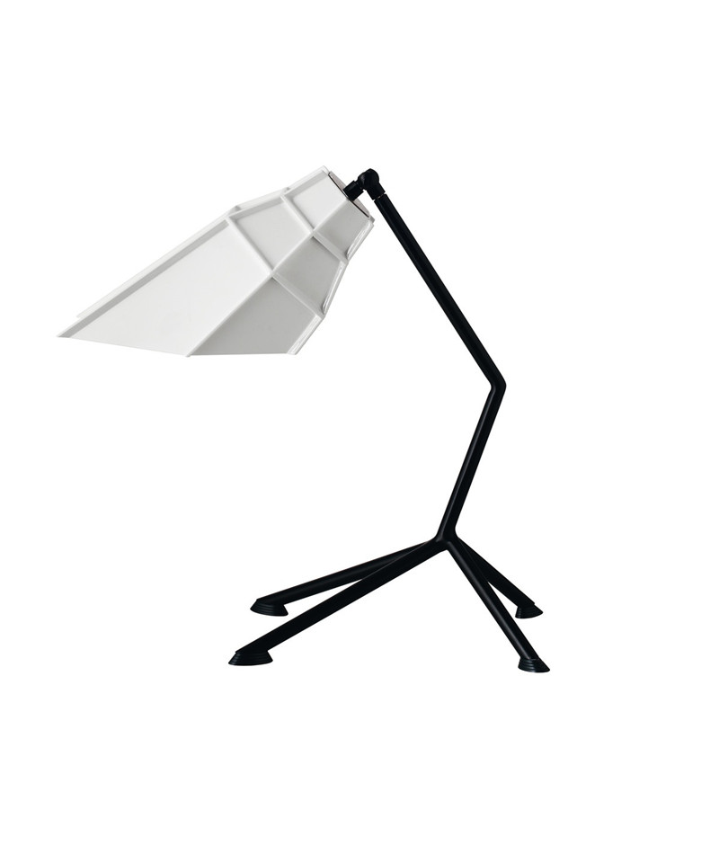 Image of   Pett Bordlampe Hvid - Diesel