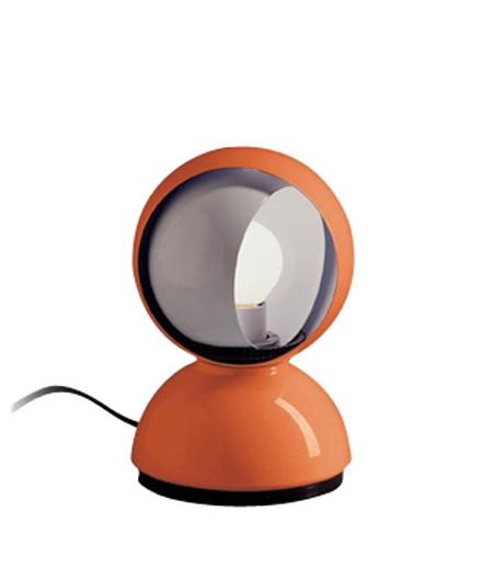 Eclisse bordlampe orange - artemide fra Artemide på lampemesteren.dk