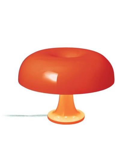 Artemide – Nessino bordlampe orange - artemide på lampemesteren.dk