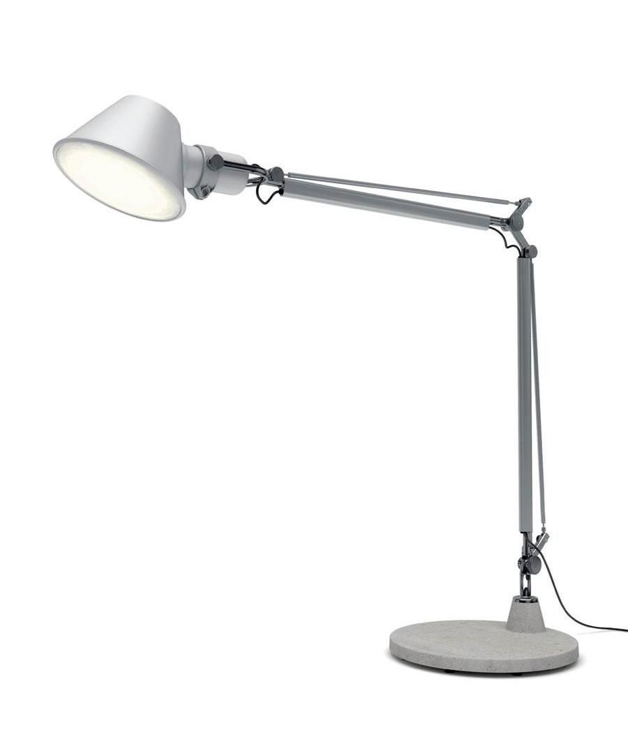Tolomeo xxl gulvlampe alu - artemide fra Artemide på lampemesteren.dk