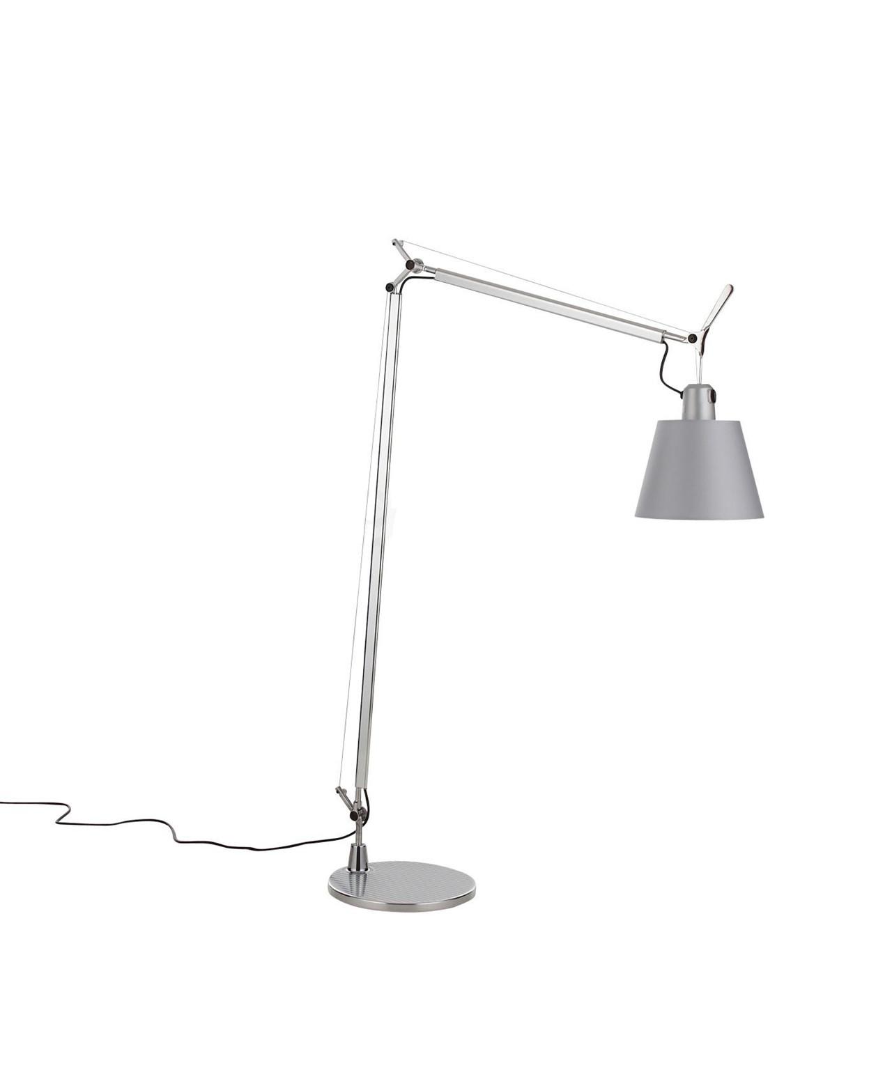 tolomeo basculante lettura gulvlampe sateng artemide. Black Bedroom Furniture Sets. Home Design Ideas
