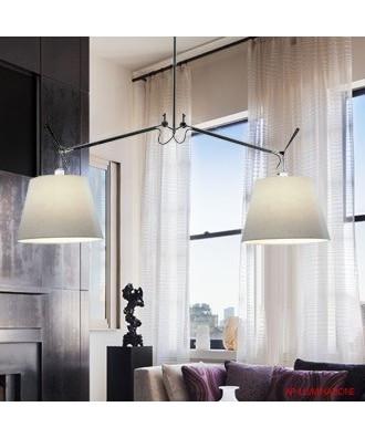 tolomeo basculante pendel pergament artemide. Black Bedroom Furniture Sets. Home Design Ideas