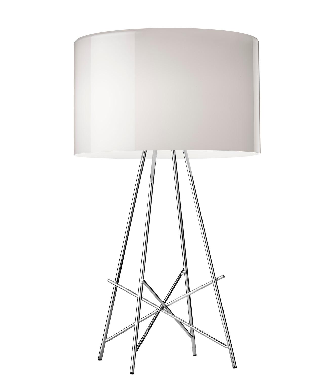 Image of   DEMO Ray Bordlampe Glas - Flos