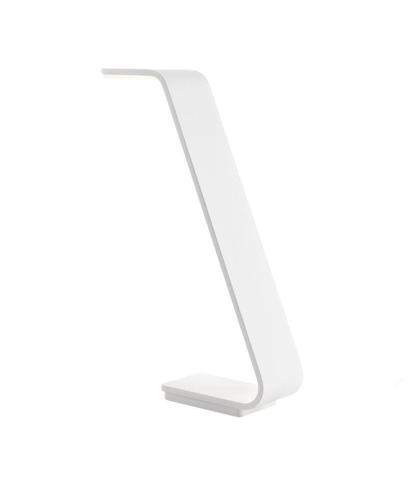 Light-point – Urban 45 led bordlampe hvid - light-point på lampemesteren.dk