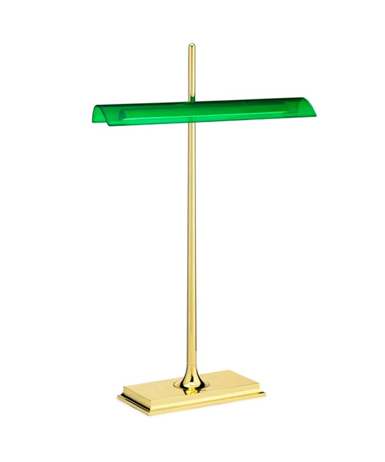 Image of   Goldman Bordlampe Messing - Flos
