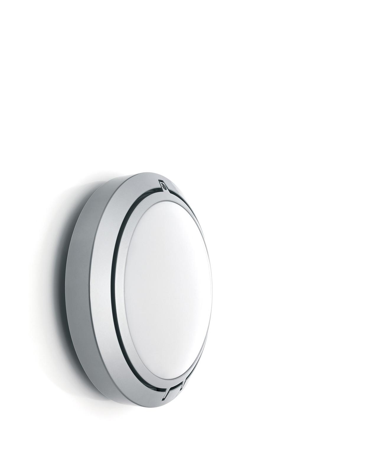 N/A – Metropoli væglampe/loftlampe polycarbonat Ø27 - luceplan fra lampemesteren.dk