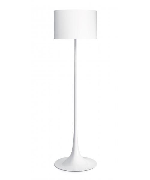 Image of   Spun Light Gulvlampe Hvid - Flos