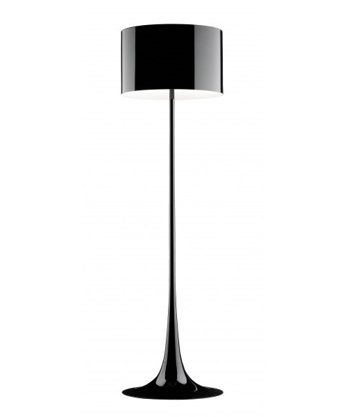 Image of   Spun Light Gulvlampe Sort - Flos