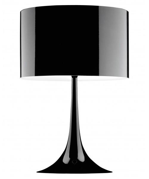 Image of   Spun Light Bordlampe Sort - Flos
