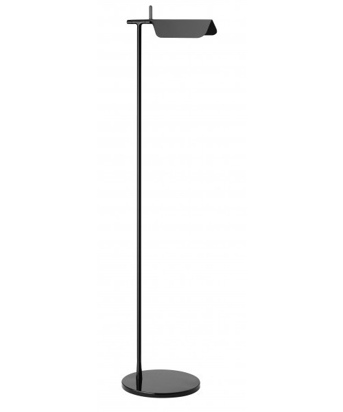 Image of   Tab Gulvlampe Sort LED - Flos