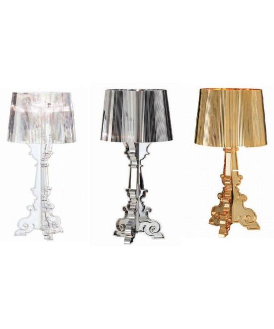 kartell bourgie lampe tilbud