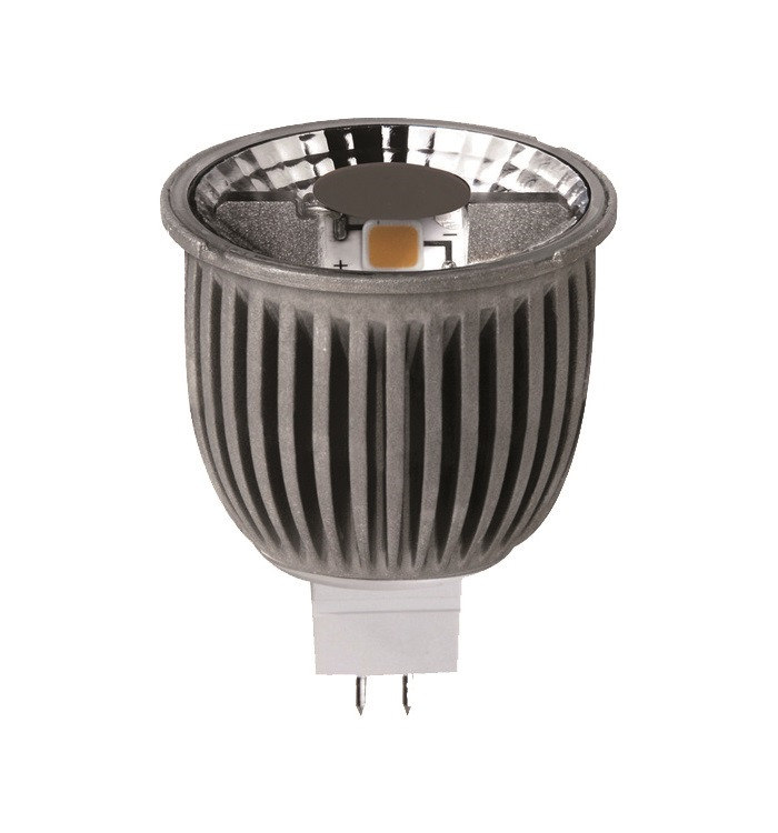 Pære led 8w reflektor mr16 gu5,3 - megaman fra N/A fra lampemesteren.dk
