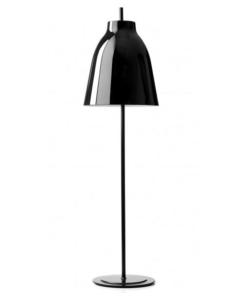 Image of   Caravaggio Gulvlampe Sort - Lightyears