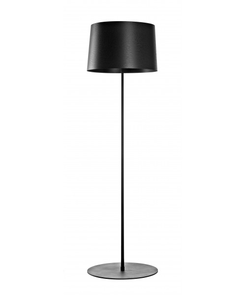 Image of   Twiggy Lettura Gulvlampe Sort - Foscarini