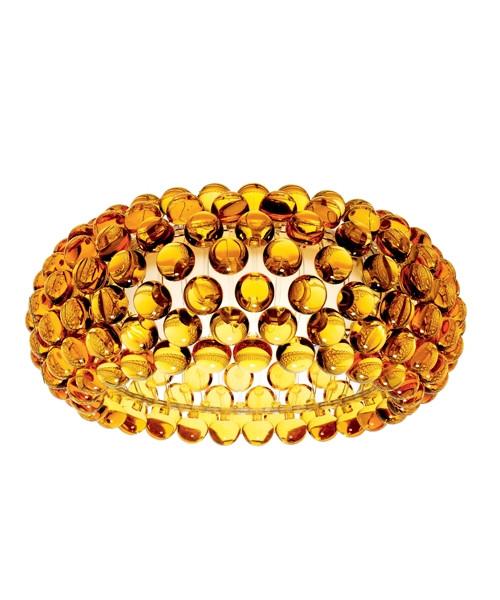 Image of   Caboche Loftlampe Gul Guld - Foscarini