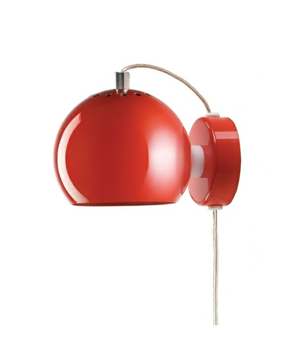 Ball V u00e6glampe Blank Rod Frandsen