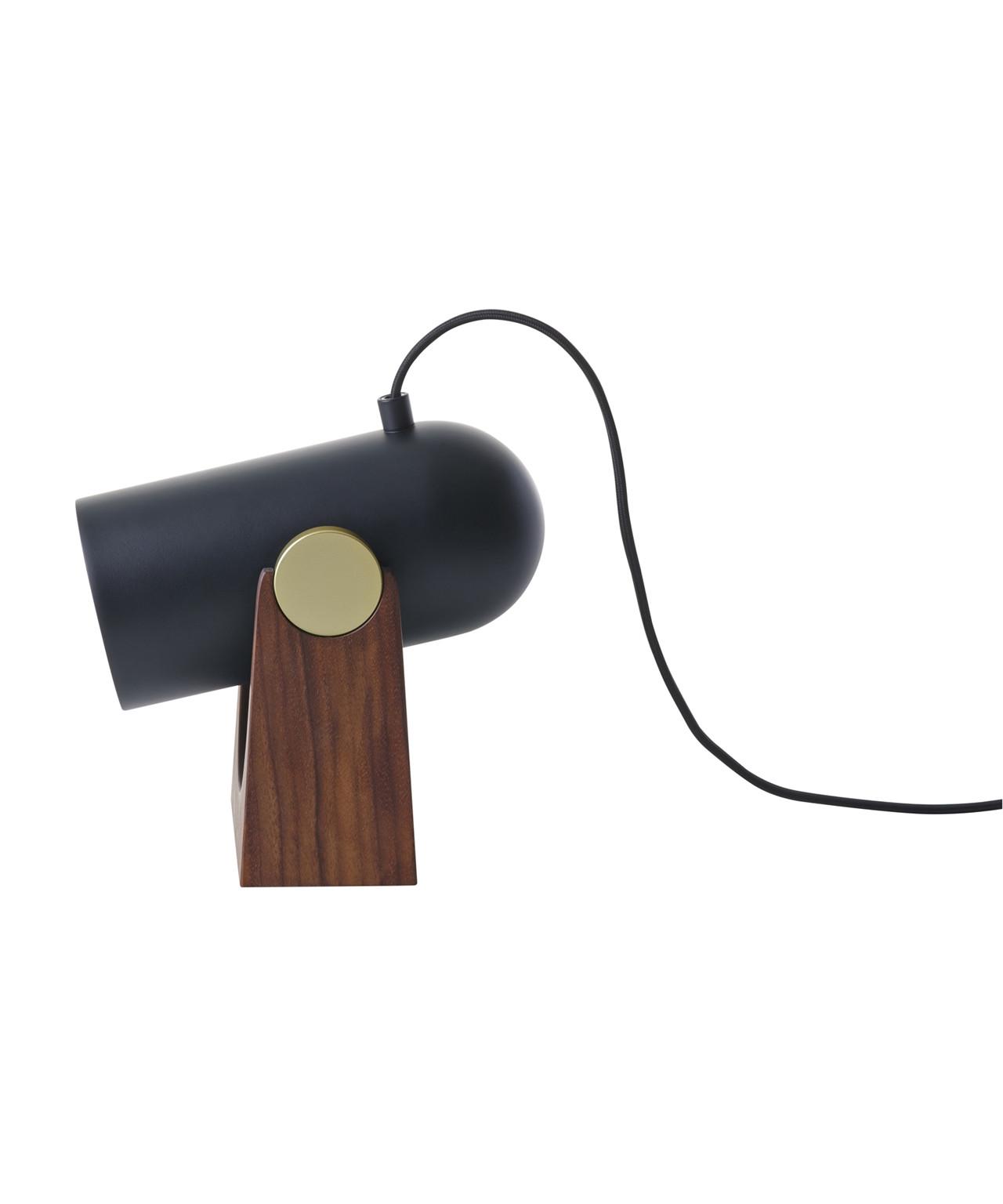 Kob Swirl Bordlampe Sort Hvid Le Klint billigt på tilbud online u2b06 Se Pris på Cost860 dk