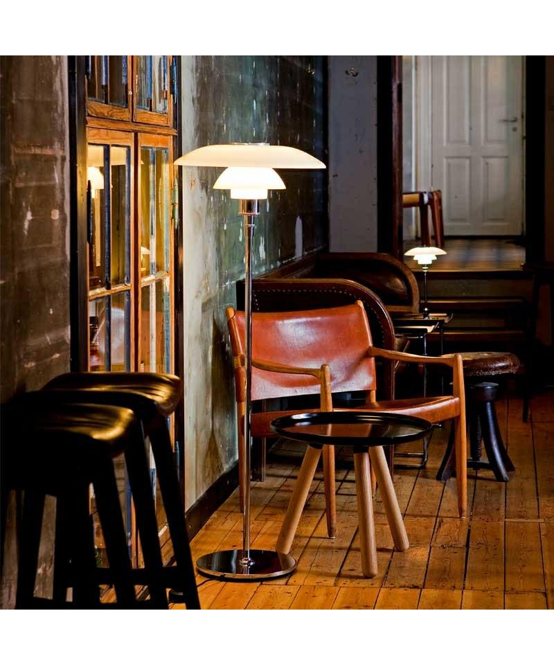 ph 4 3 glass gulv louis poulsen. Black Bedroom Furniture Sets. Home Design Ideas