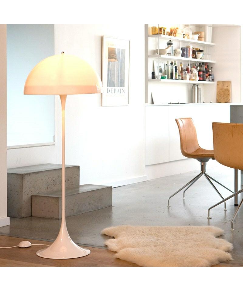 panthella gulv louis poulsen. Black Bedroom Furniture Sets. Home Design Ideas