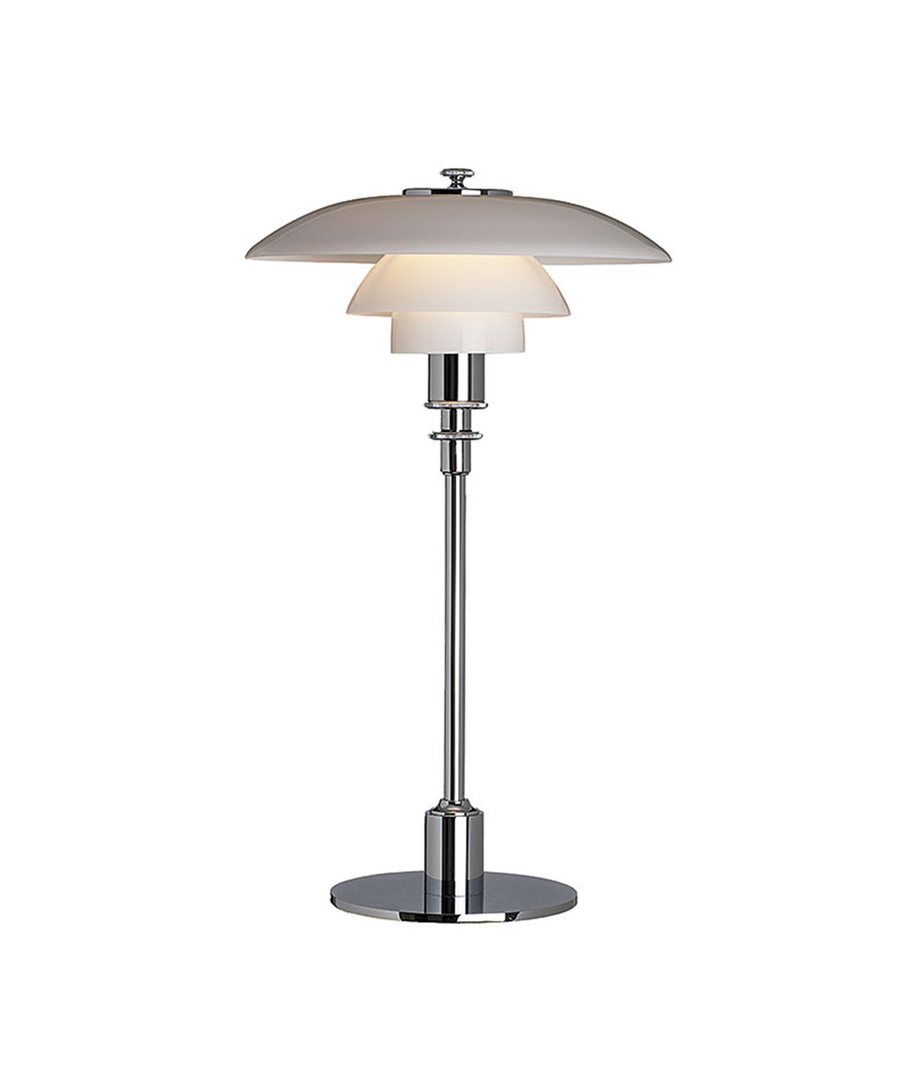 Ph Lampe Kobber Bordlampe